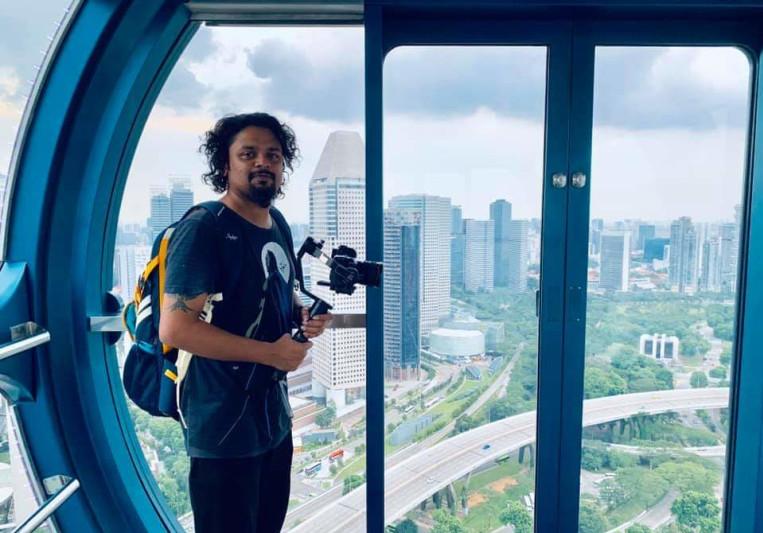 Roshin Balu on SoundBetter