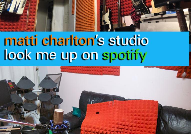 Matti Charlton on SoundBetter