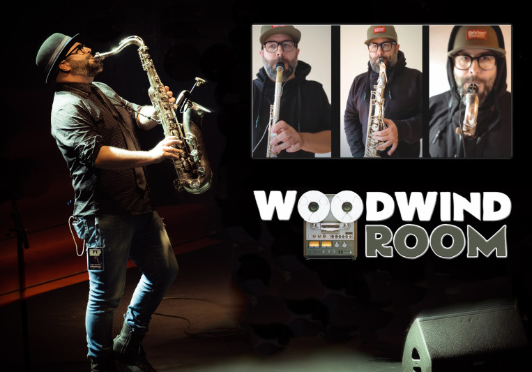 Axel's Woodwindroom on SoundBetter