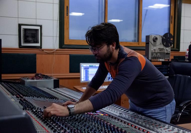 Mahdiar Rahmati on SoundBetter