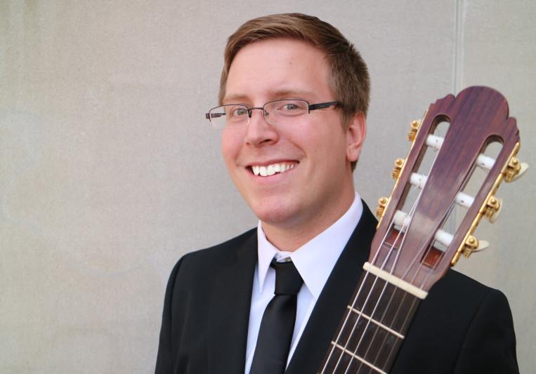Zachary Larson Guitarist on SoundBetter
