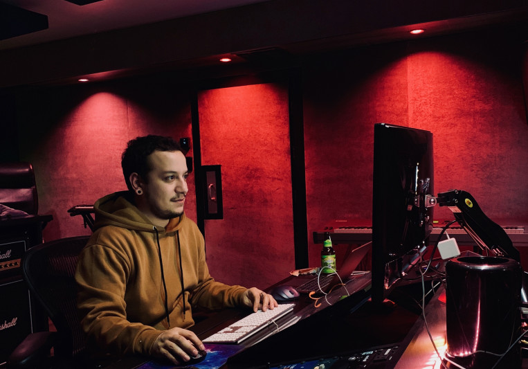 Sergio Cortez on SoundBetter