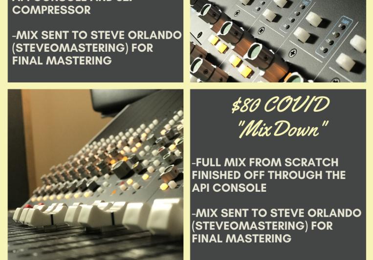 MillSounds Studio on SoundBetter