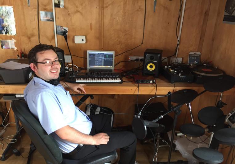 Davey on SoundBetter