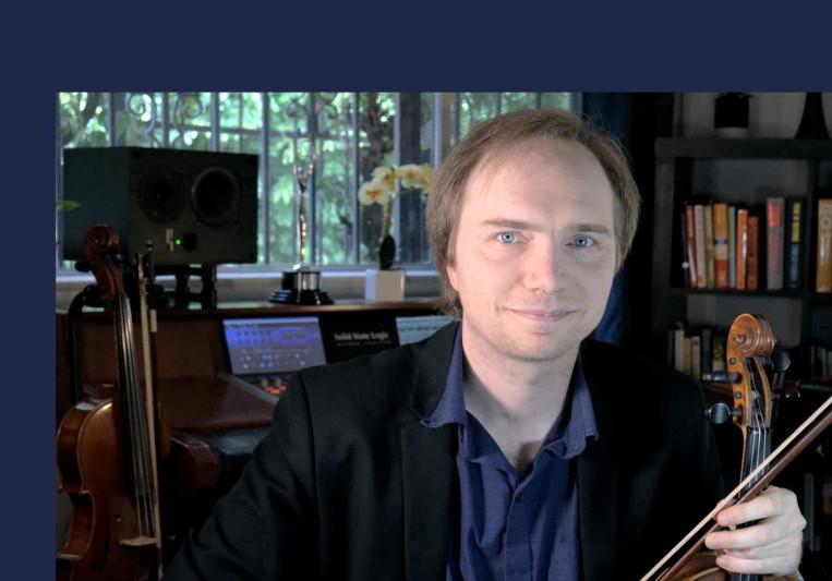 Jonas Petersen - 24 Violins on SoundBetter