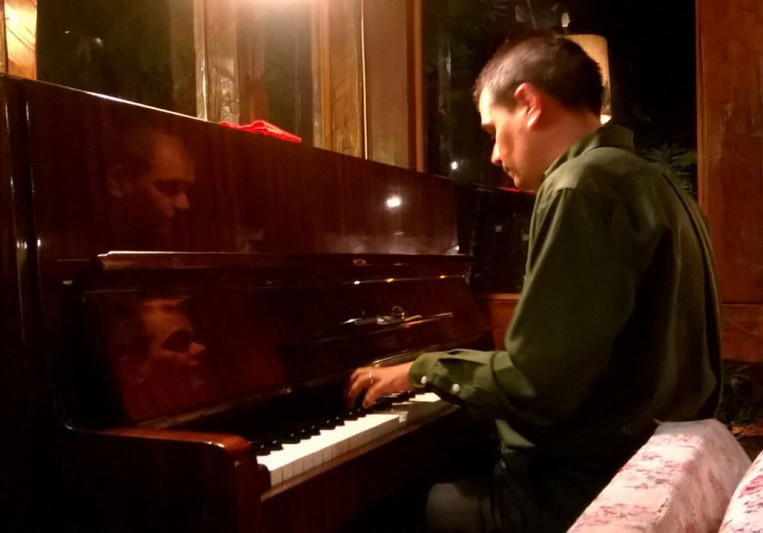 Alexei Paredes on SoundBetter