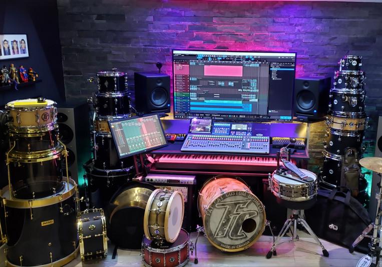 FatCatDrummer on SoundBetter