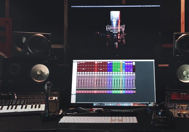 Alex Champagne on SoundBetter