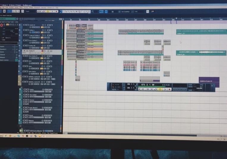 The Rudderless team on SoundBetter