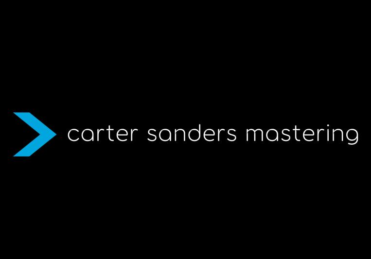 Carter Sanders Mastering on SoundBetter
