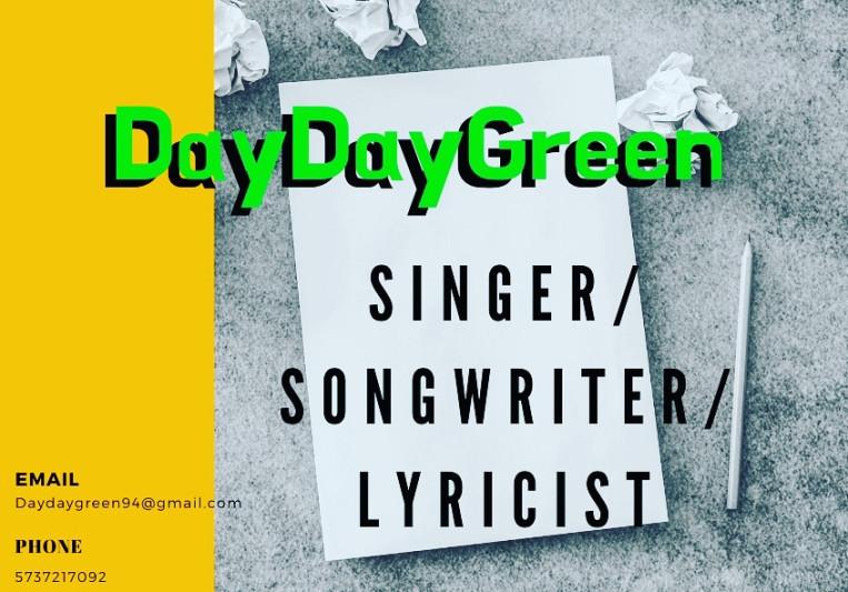 Dayday Green on SoundBetter