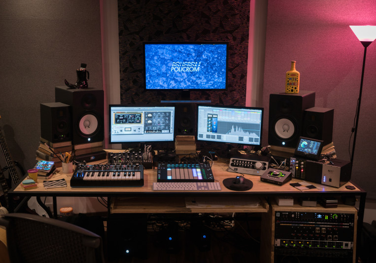 Raúl / Policrom Records on SoundBetter