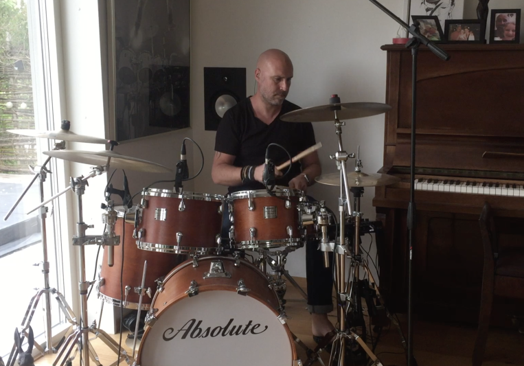 Marcus Carter Drums on SoundBetter