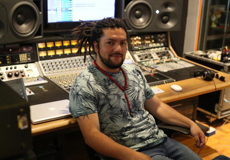 Jimmy Rivas on SoundBetter