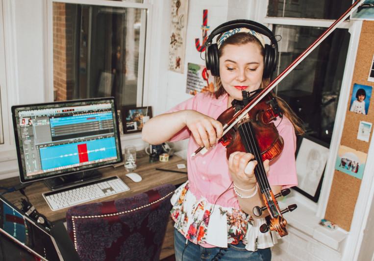 Jinty McTavish on SoundBetter