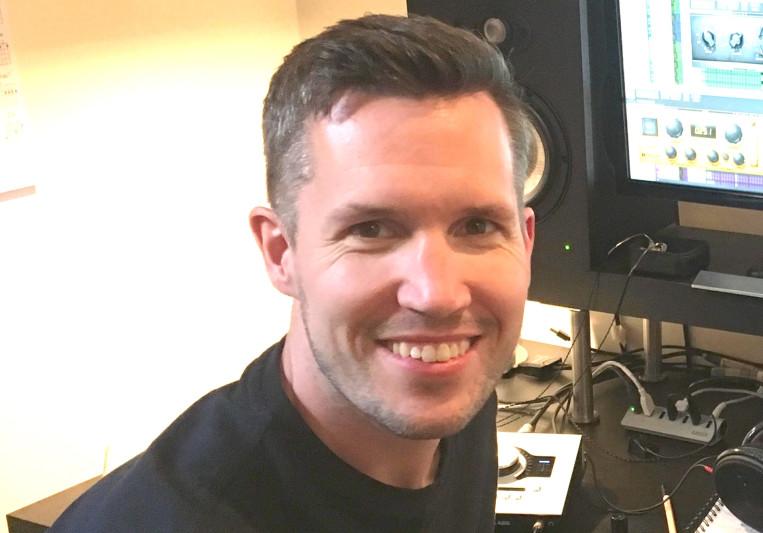 Adam Fisher on SoundBetter