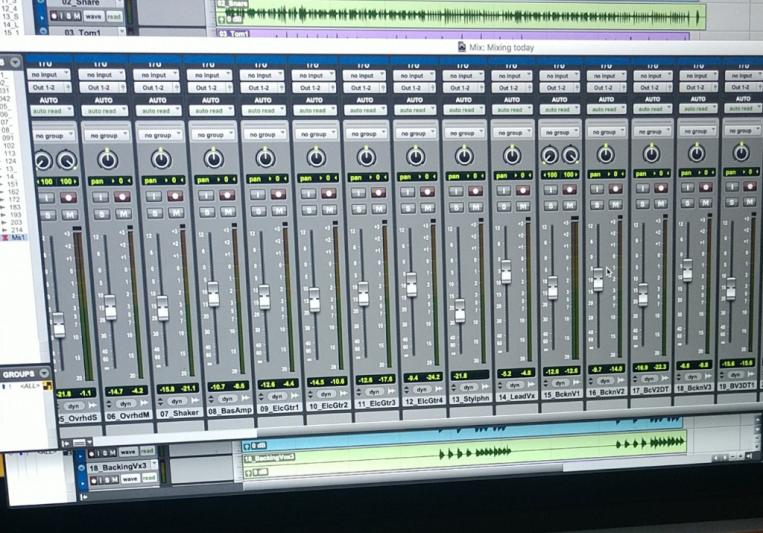 Colton Modrow on SoundBetter