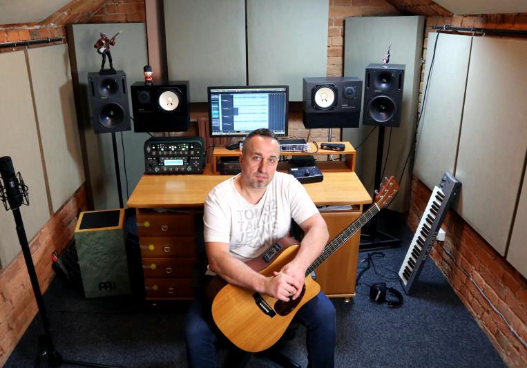 Roman Kostiuk on SoundBetter