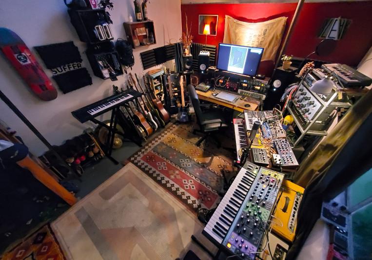 Itinerant Home Recordings on SoundBetter