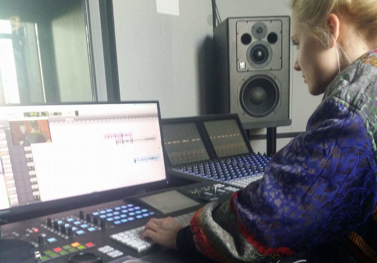 Gabriele Griciute on SoundBetter