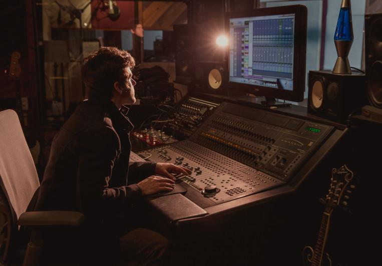 Geoffrey Keith on SoundBetter