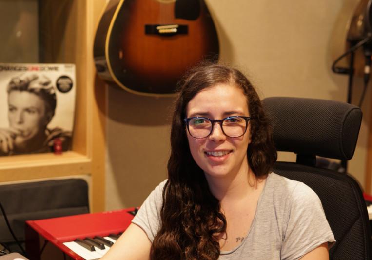 Ellie Summers on SoundBetter