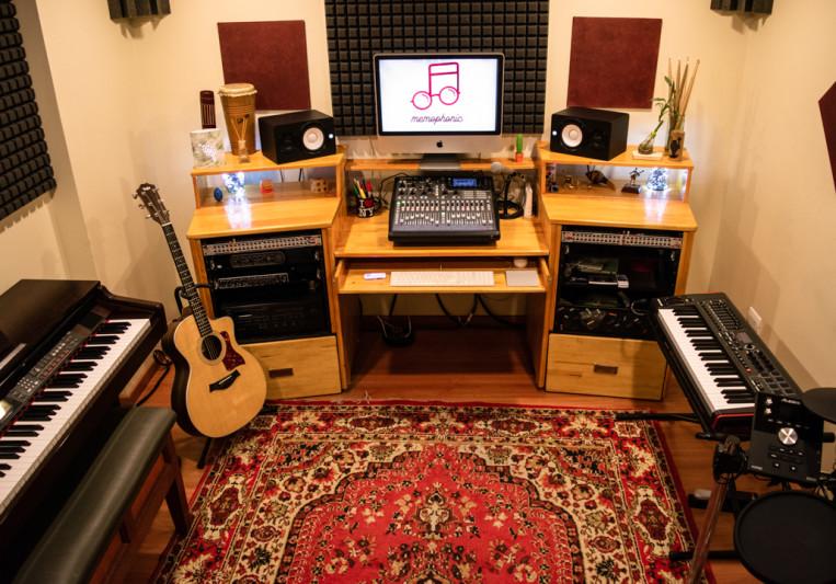 Memophonic Studio on SoundBetter