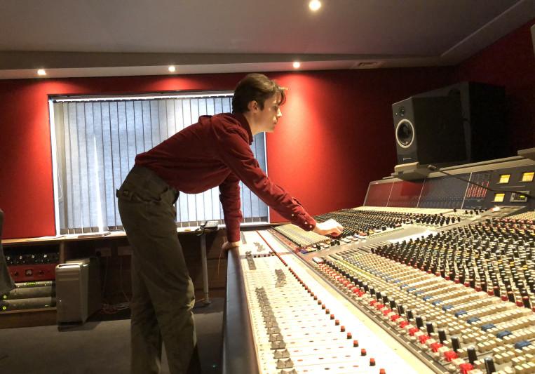 Joseph Pickard on SoundBetter
