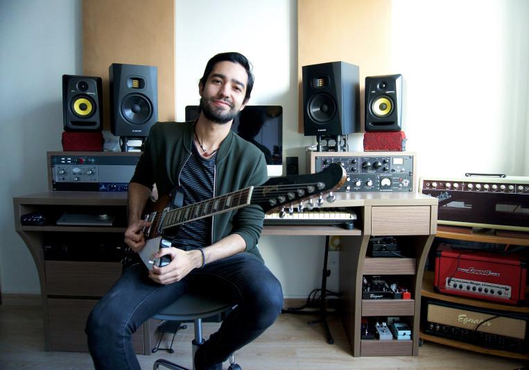 Santi Torres on SoundBetter