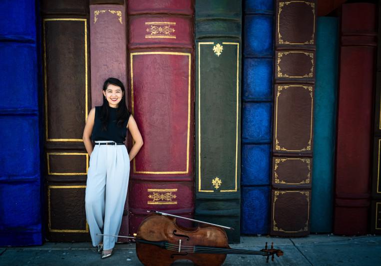 Ashley Ng Cello on SoundBetter