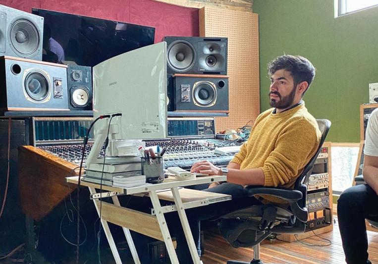 Victor Herrera Espejel on SoundBetter