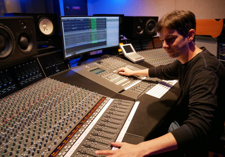 Nicolas Essig on SoundBetter