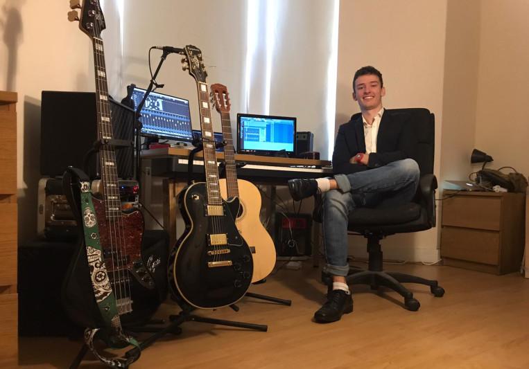 Jake Lockley on SoundBetter