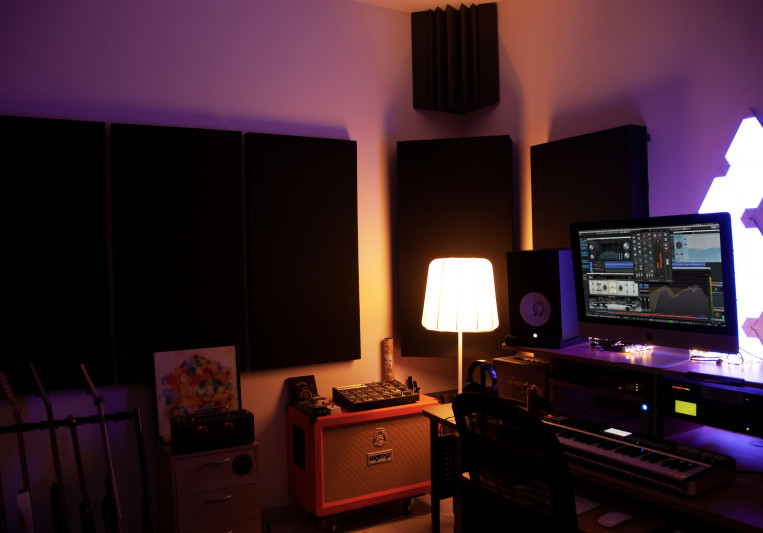 Filippo Rambelli 11|27 Studio on SoundBetter