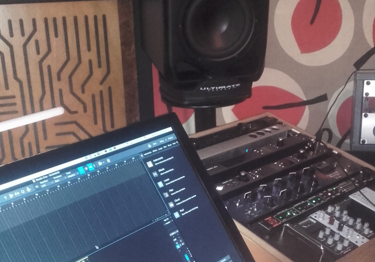 Galaxic on SoundBetter
