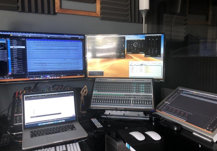 Diaz Studio on SoundBetter