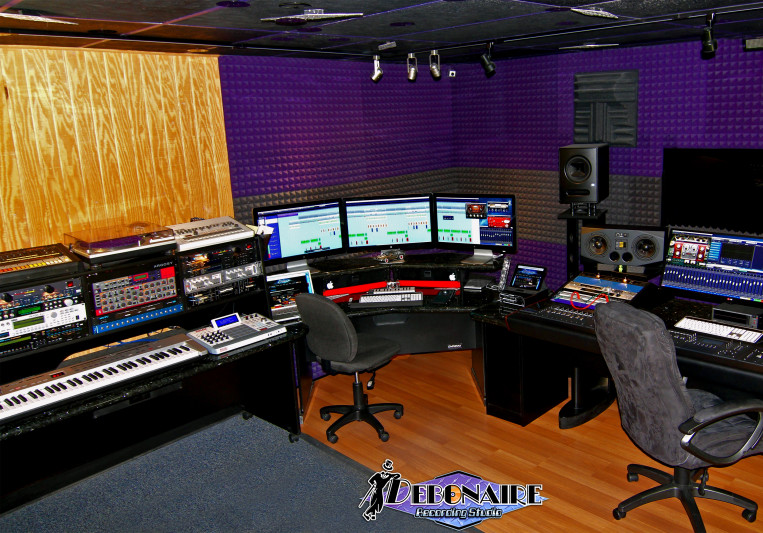 Debonaire Recording Studio on SoundBetter