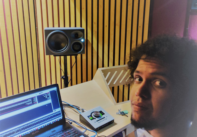 Nishant Nair on SoundBetter
