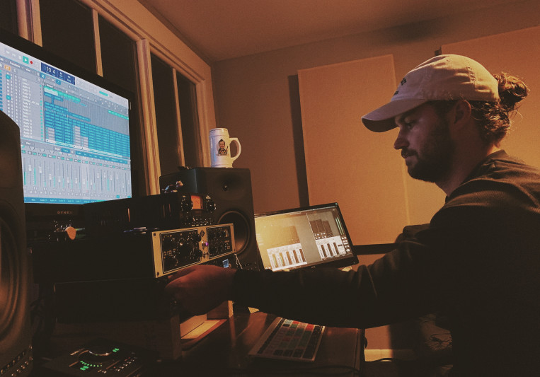 Colin Rowe on SoundBetter