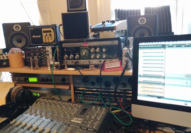 Golden Mile Studio on SoundBetter