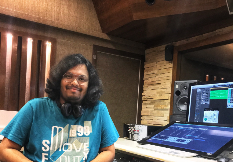 Krishna Saurabh Surampalli on SoundBetter