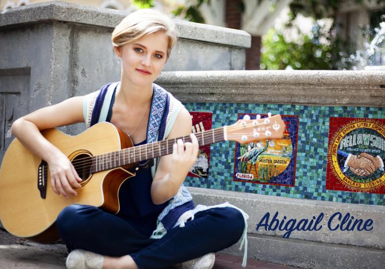 Abigail Cline on SoundBetter