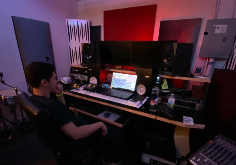 Malcolm on SoundBetter