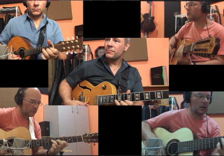 Dino Barioni on SoundBetter