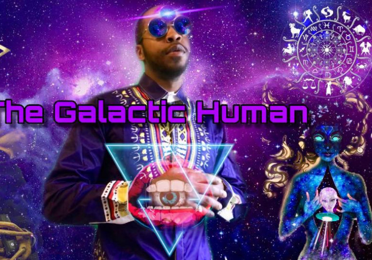 The Galactic Human on SoundBetter