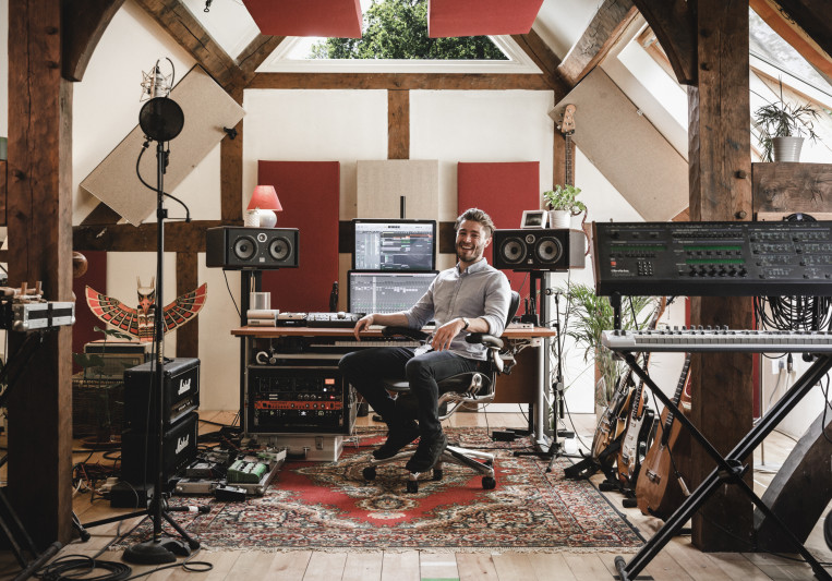 Alex Oldroyd on SoundBetter