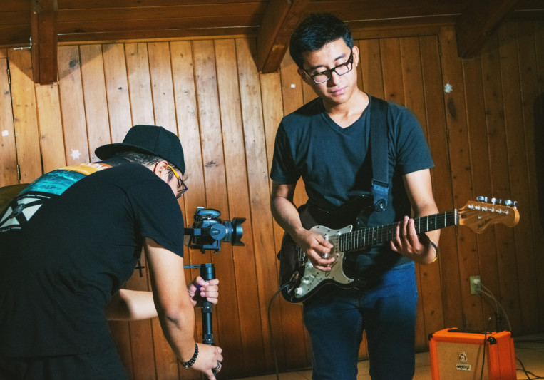 Angel Chen on SoundBetter