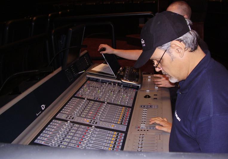 Alfonso Peña. Sound engineer on SoundBetter