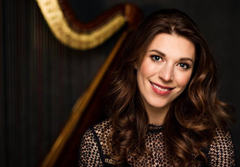 Camilla Pay (Harpist) on SoundBetter