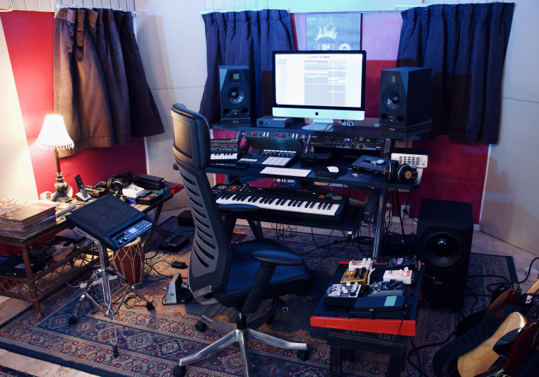 Irie Fire Studio on SoundBetter